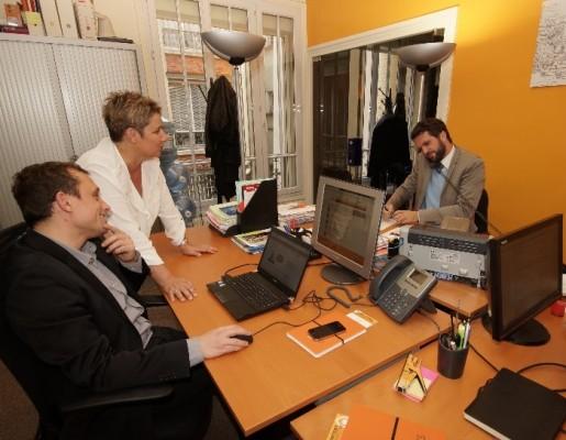 recrutement emploi consultant marketing B2B
